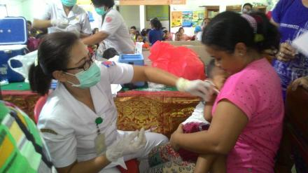 Imunisasi JE Pencegahan Dini Untuk Generasi Penerus Kita