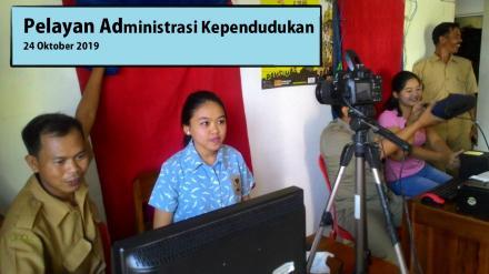 24 Oktober  Ada Pelayanan Administrasi Kependudukan, Segera Siapkan Berkas yang diperlukan