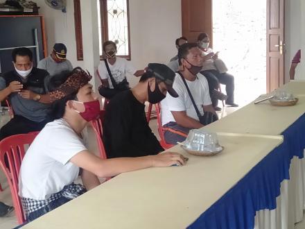Klarifikasi Pihak Dinkes Kabupaten Buleleng dengan Pihak Keluarga Yang terkena Covid